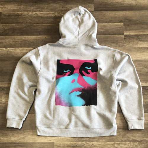 Obey Noir Women Icon Hood