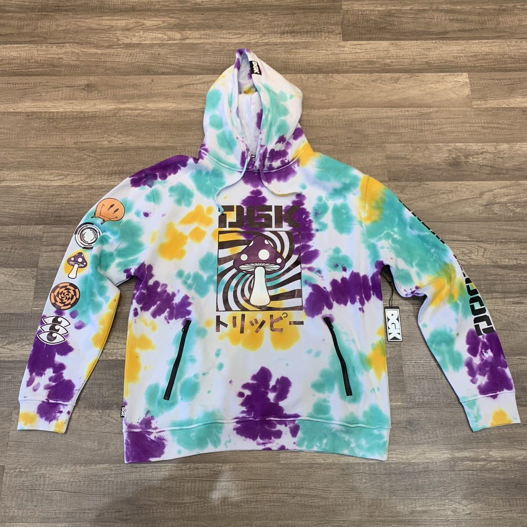 DGK Psychedelic Fleece Hooded