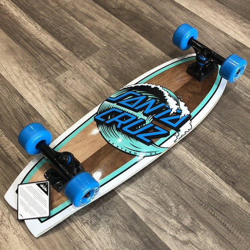 Santa Cruz Wave Dot Cruiser