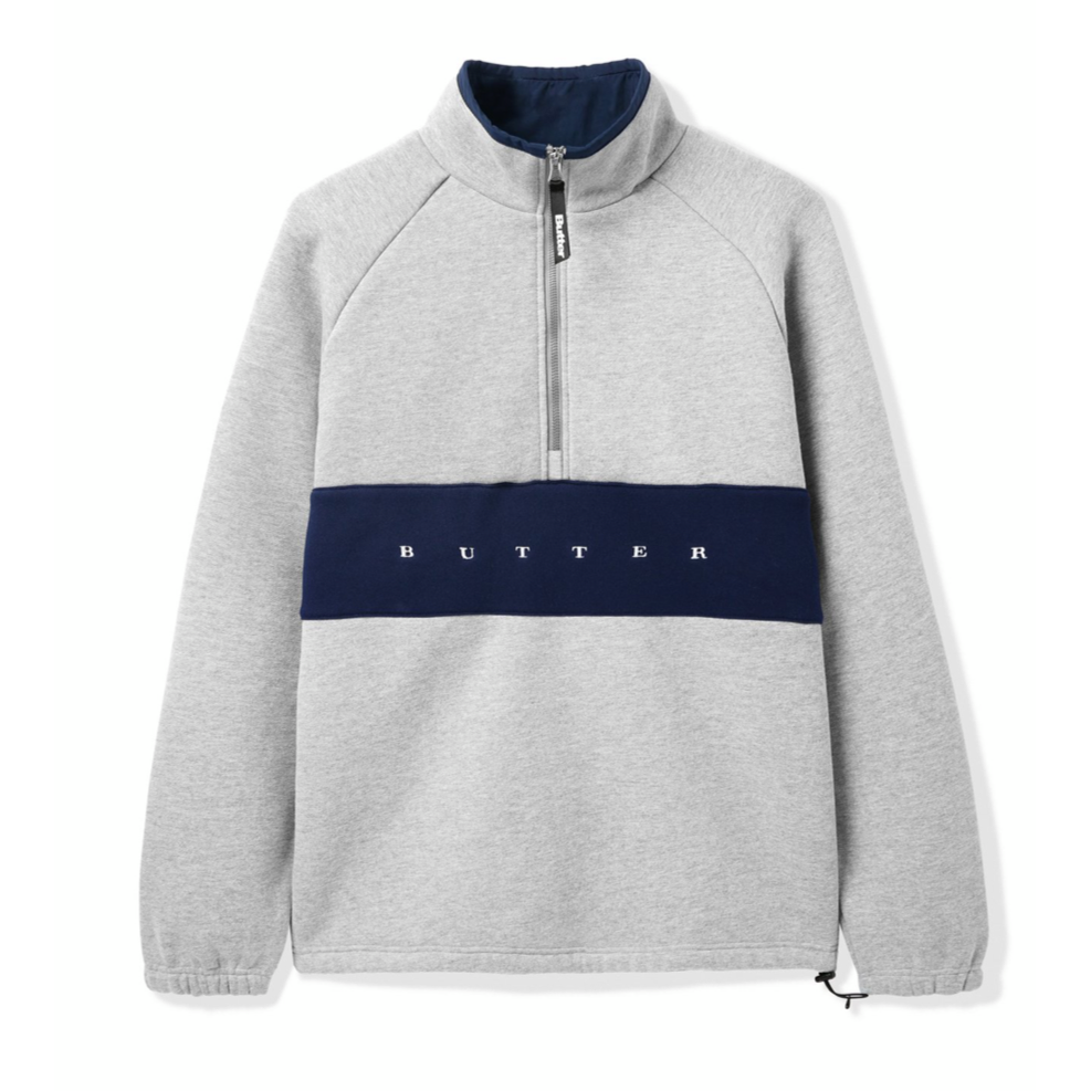 Butter Goods Hampshire 1/4 Zip Pullover