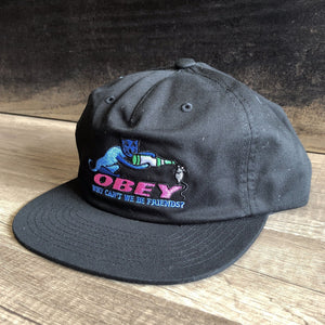 Obey Friends Strapback