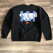 Load image into Gallery viewer, Obey End All Hate Crewneck