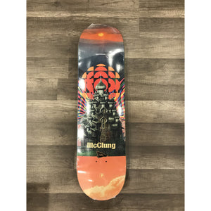 Primitive McClung Temple Deck