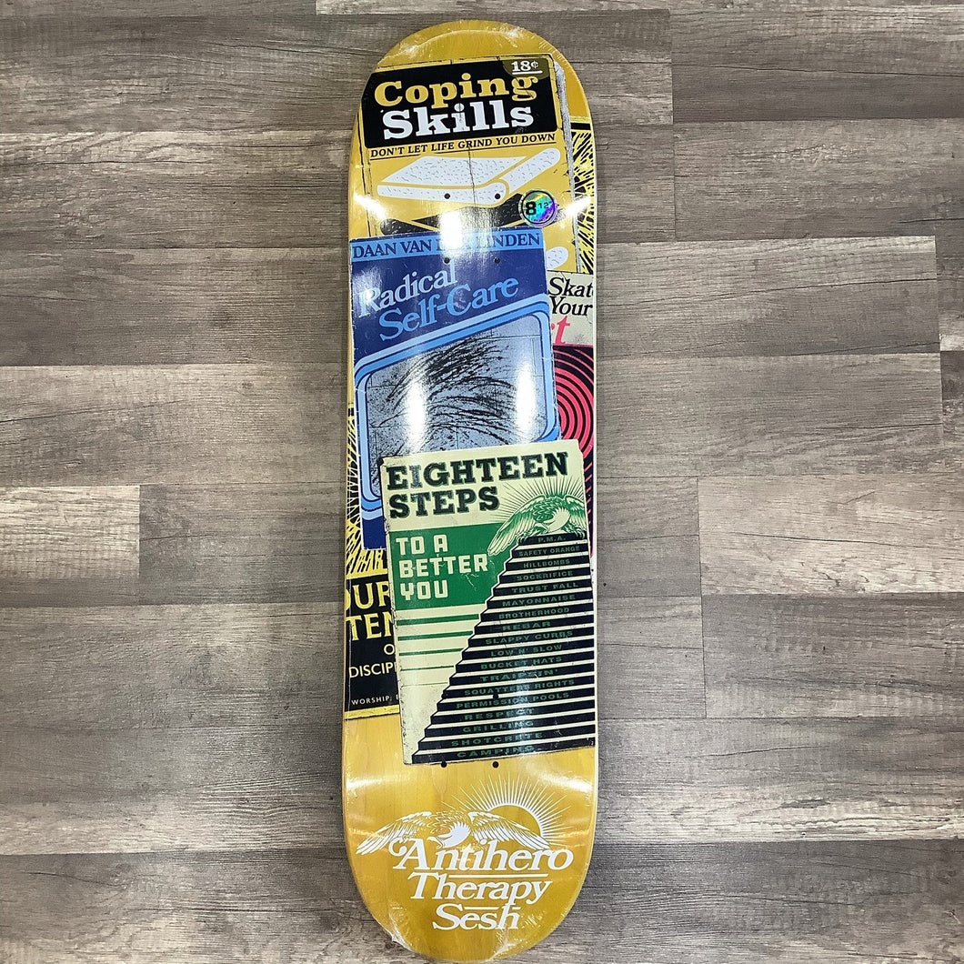 AntiHero Daan Therapy Sesh Deck