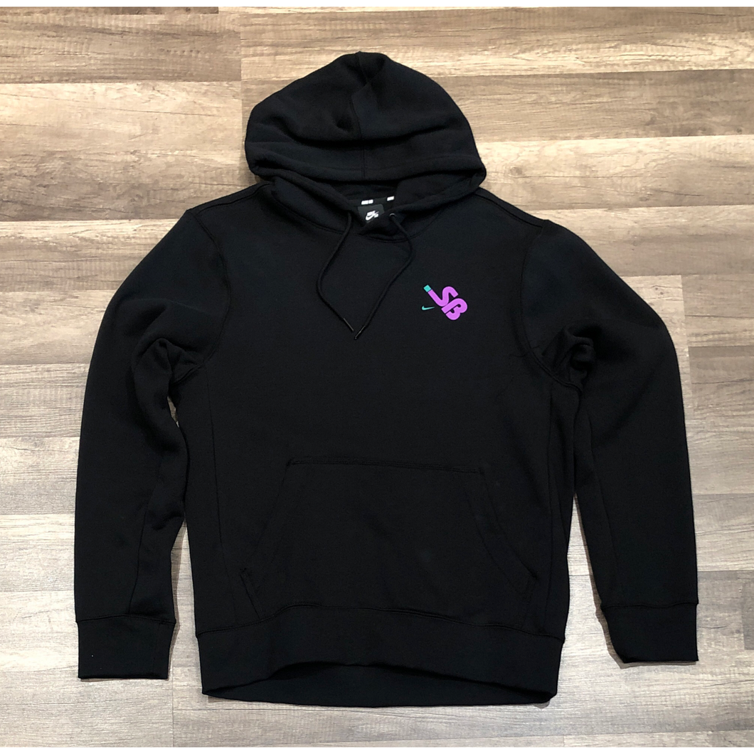 Nike SB Purple Logo Sweatshirt