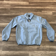Load image into Gallery viewer, THE QUIET LIFE KENNEY GARAGE JACKET (LIGHT DENIM)