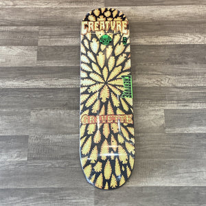 Creature Gravette Leather Deck