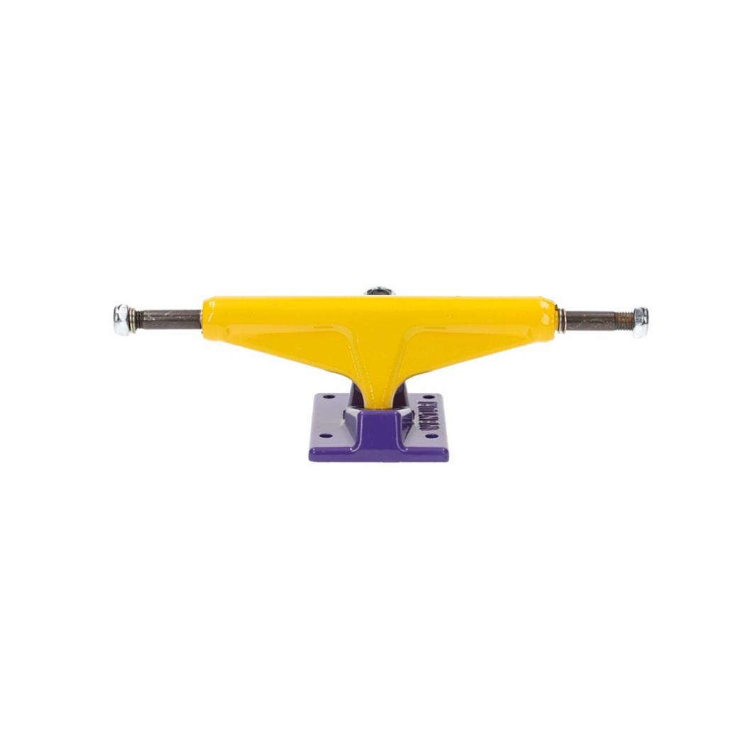 Venture Staples Purp/Yellow Trucks