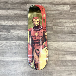 Primitive Rodriguez Iron Man Deck