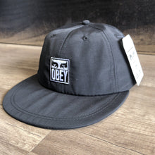 Load image into Gallery viewer, Obey Icon Eyes 6 Panel Hat
