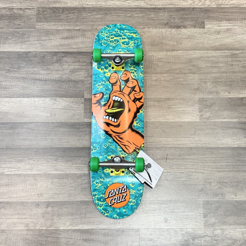 Santa Cruz Screaming Foam sk8 Complete