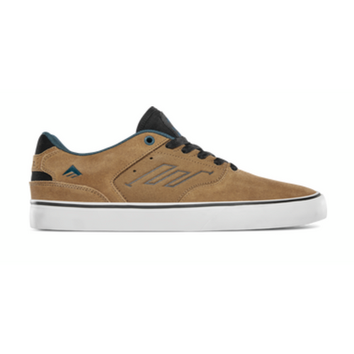 Emerica Low Vulc Tan/Black