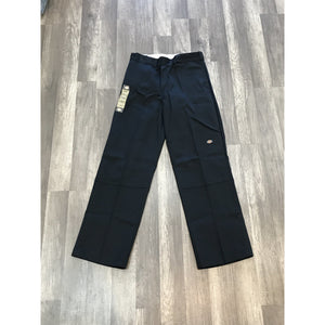 Dickies Loose Fit Double Knee Work Pant Black