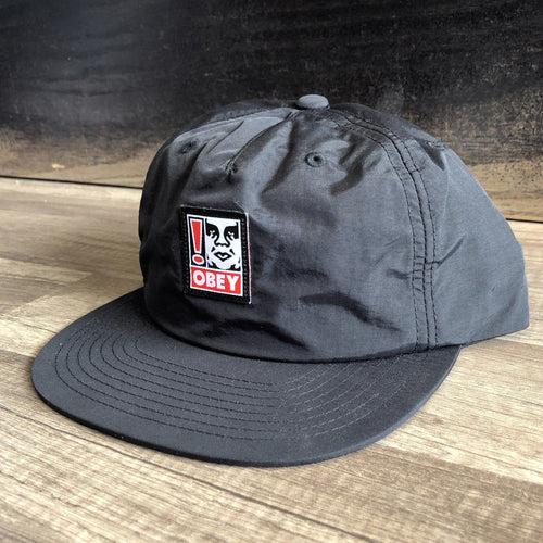 Obey Exclamation Strapback