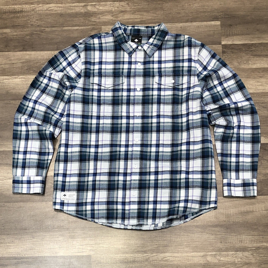 Lrg Replay Flannel