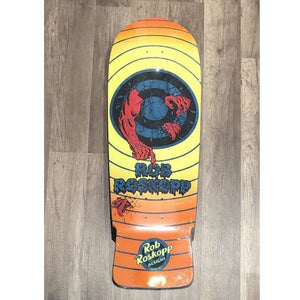 Santa Cruz Rob Rosktop Target Re-Issue Deck