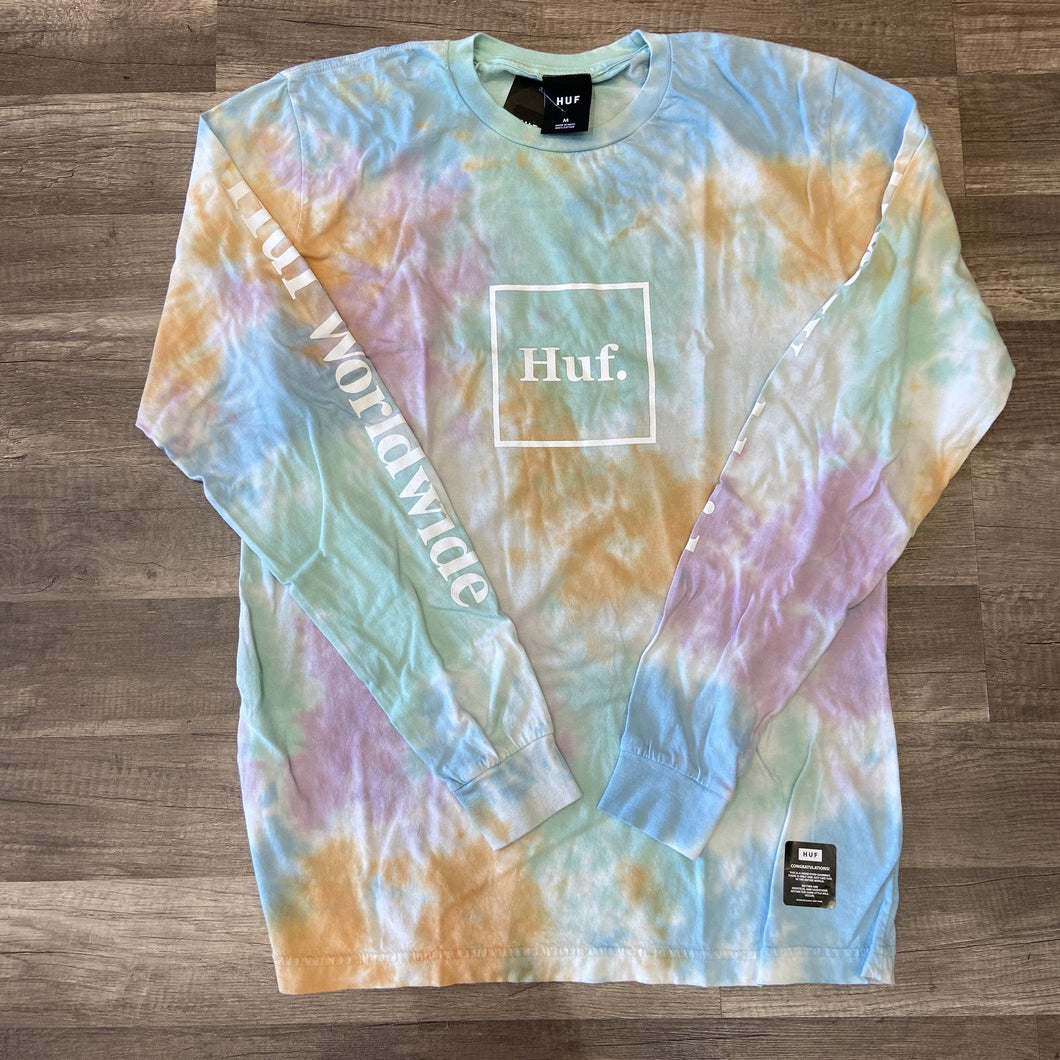 Huf Prism Wash Domestic L/S Tee