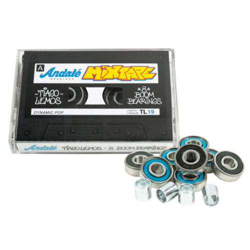 Andale Tiago Cassette Case Bearings