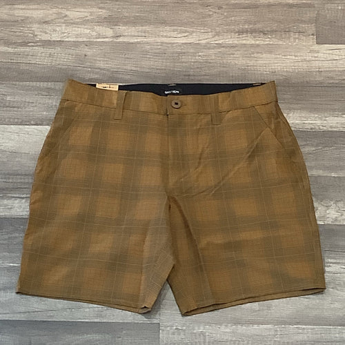 BRIXTON CHOICE CHINO SHORTS COP/BLUE