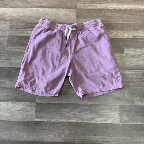 THE QUIET LIFE CORDUROY BEACH SHORTS