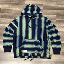 Load image into Gallery viewer, Lrg Riptide Poncho Hoodie
