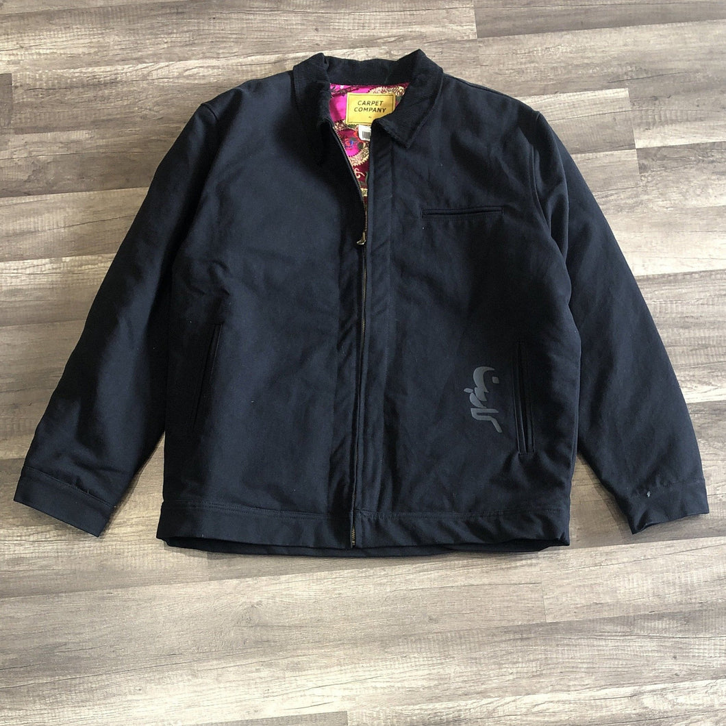 Carpet Korean Work Jacket