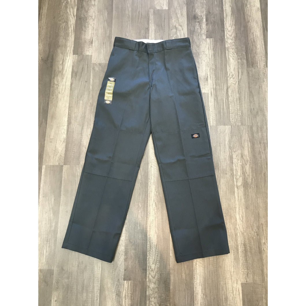 Dickies Loose Fit Double Knee Work Pant Charcoal