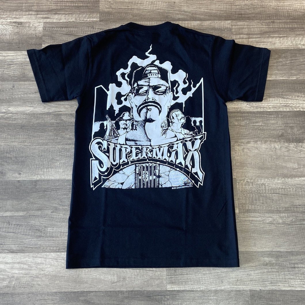 Supermax Revolution Tee
