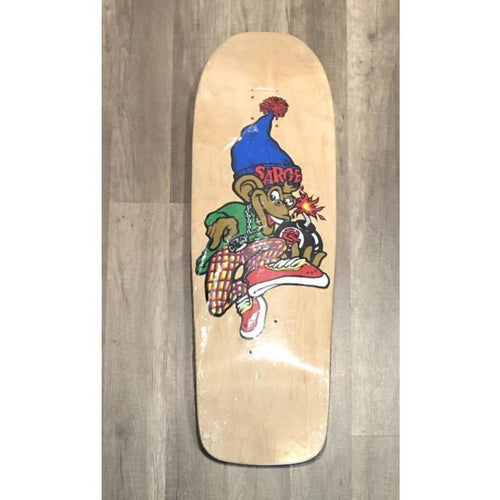 New Deal Sargent Monkey Bomber Deck