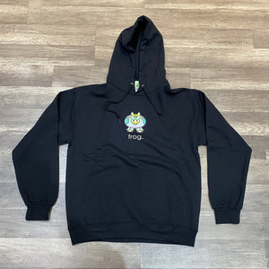 Frog The Cow Hoodie