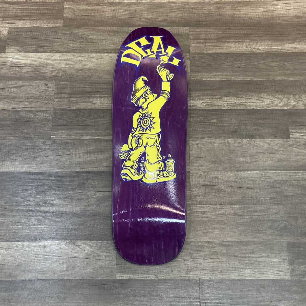 New Deal Tagger Deck