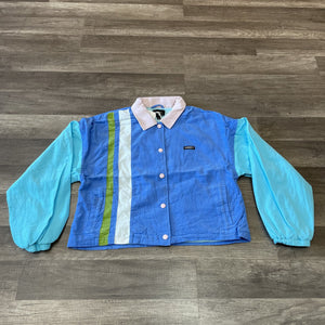 Obey Kei Jacket Blue