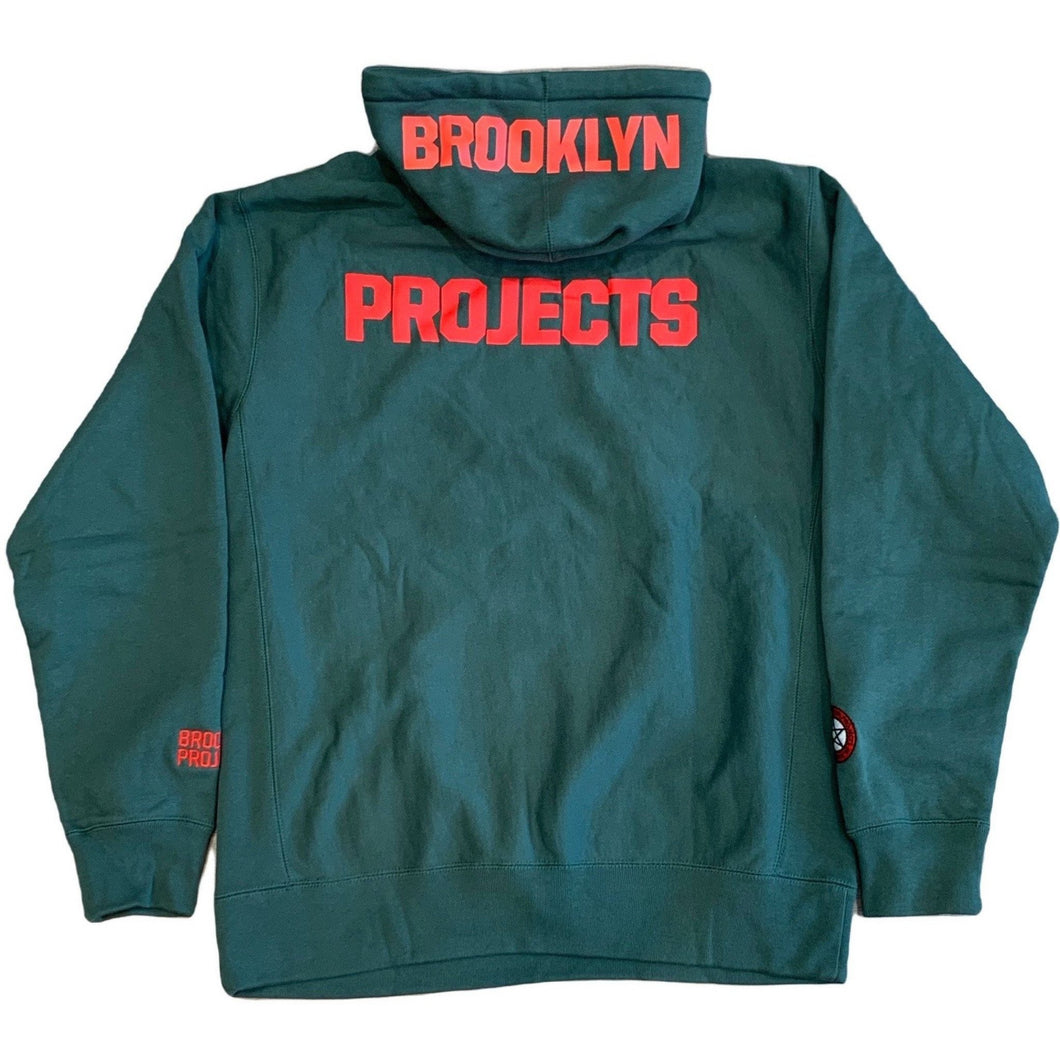 Projects Hoodie Green