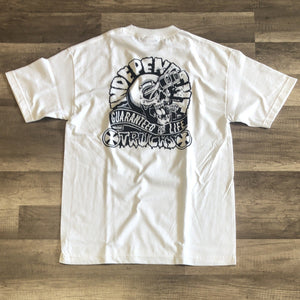 Independent Gashed Tee