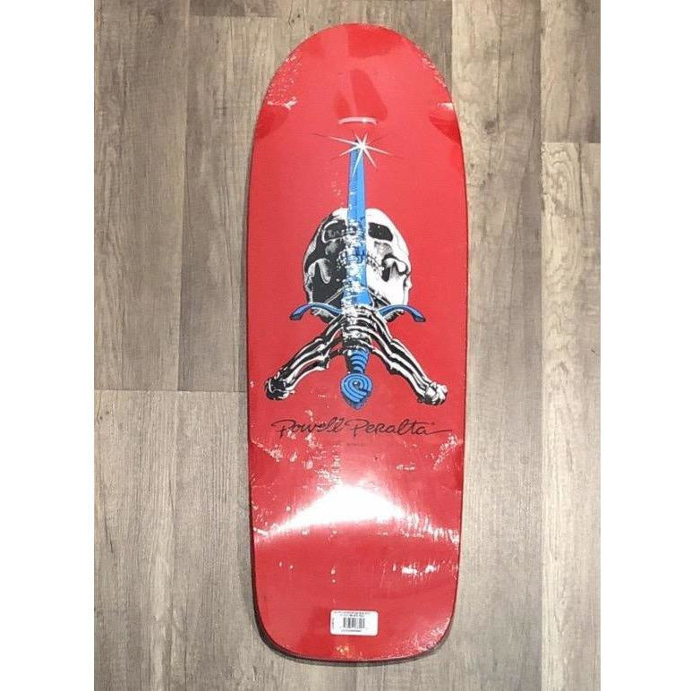 Powell Peralta Skeleton Sword Re-issue Deck