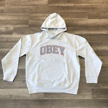 Load image into Gallery viewer, Obey Sports III Hood Ash Grey