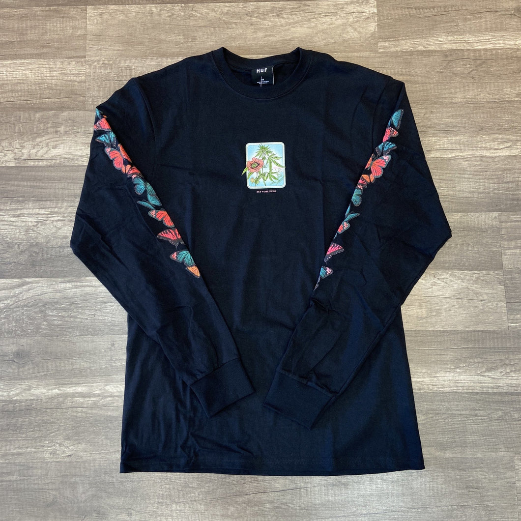 HUF Monarch L/S