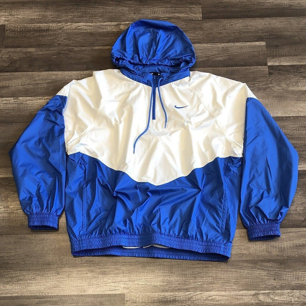 Nike SB Blue/White Track Jacket