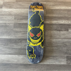 BIRDHOUSE TH EVIL CAT YELLOW DECK 8.0