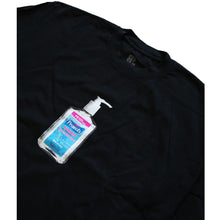 Load image into Gallery viewer, Sanitize Tee Black