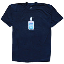 Load image into Gallery viewer, Sanitize Tee Navy