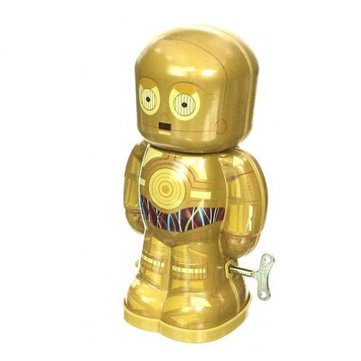 Star Wars Tin Wind Up Toy C-3PO