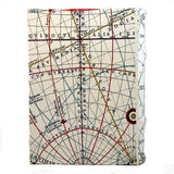 celestial map of moon with epicycles book box