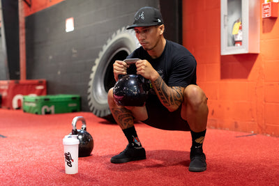 Game Changing Kettlebell Leg Workout For Athletes