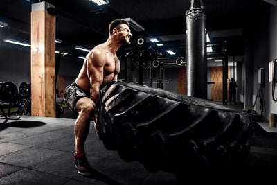 5 Powerful Tire Exercises Including Flips and More