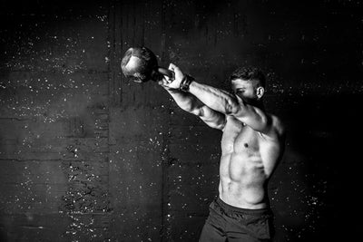 Kettlebell Complex for Jiu Jitsu Athletes