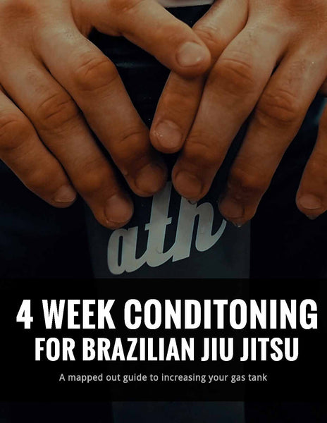 4 Week Conditioning for BJJ PDF | ATH Organics