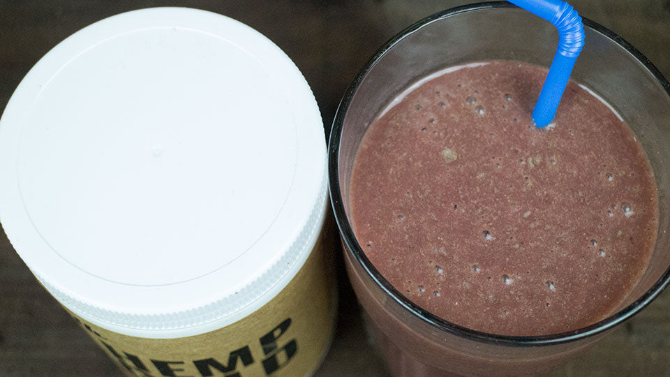Acai Hemp Smoothie