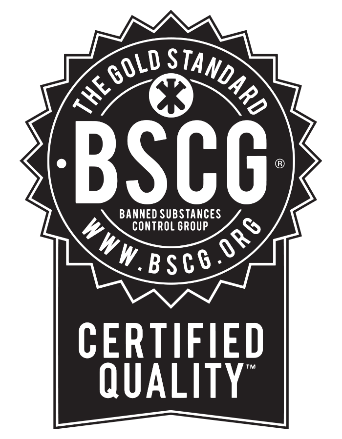 BSCG Certified Quality