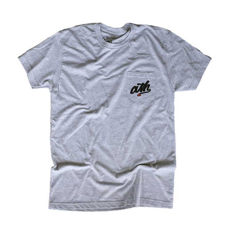 Black Belt Pocket Tee